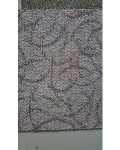 "Recycled 24""x24"" Grey Large Pattern Commercial Carpet Tiles"