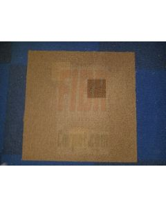 "Shaw Exoworx 24"" Transitional Pattern Commercial Nylon Loop Carpet Tile"
