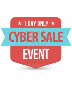 """CYBERMonday Special Recycled 18"""" and 24"""" Shaw Industry Rubber Backed Commercial Nylon Carpet Tiles"""