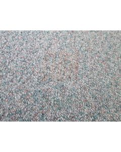 "Recycled 18""x18"" Grey Green Mix Commercial Nylon Carpet Tiles"