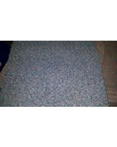 "Recycled 18""x18"" Blue Mix Commercial Nylon Carpet Tiles"