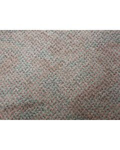 "Recycled 18"" Shaw Light Mix Rubber Backed Commercial Carpet Tiles"