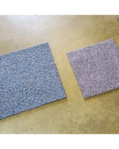 1000 sqft of Recycled Carpet tiles shipped Nationwide Basic Shipping included