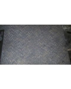 """Recycled 20""""x20"""" Dark Mix Rubber Backed Commercial Carpet Tiles"""