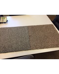 "24"" Carpet Tiles Comfort line peel and stick"