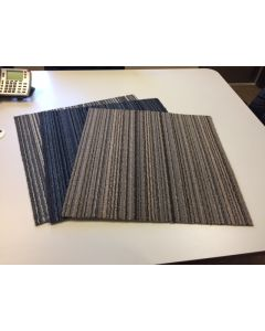 "24"" Pattern Carpet Tiles Peel and Stick"