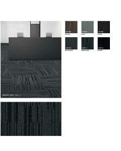 New Tarkett 20x20 Cast Design Pattern Commercial Carpet tile Multiple Color Options