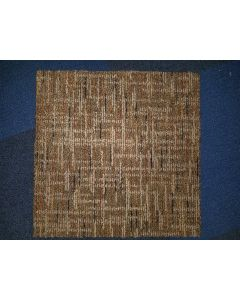 Recycled 20x20 Mix Rubber Backed Commercial Nylon Carpet Tiles
