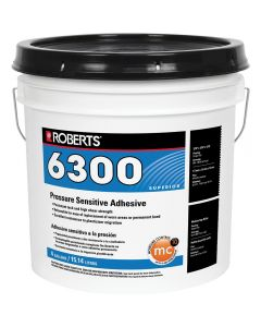 Roberts Pressure Sensitive Flooring Adhesive 4 Gallon